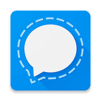 скриншоты Signal Private Messenger