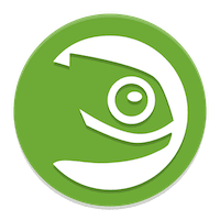 скриншоты openSUSE Leap