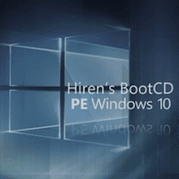 скриншоты Hiren's BootCD PE x64